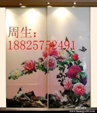 北京玻璃移门印刷机多少钱