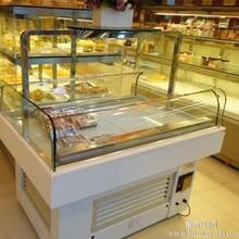 甬春卧式开放式三明治柜厂家