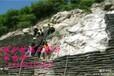 云南聚酯长丝生态袋,山体开挖恢复护坡绿化