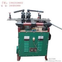 不需要任何焊剂焊料省时省电的带锯条对焊退火一体机