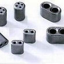 福州双孔磁珠双胞胎磁珠小小磁珠等电子元件批发供应