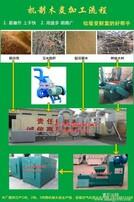木炭机,烘干机,粉碎机,炭化炉图片