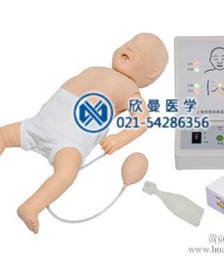 【新生儿窒息复苏模型婴儿心肺复苏模拟人_新生儿窒息复苏模型价格 