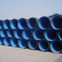 聚乙烯双壁波纹管厂家直销pe地埋排水管