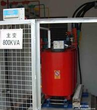电力变压器安装施工厂家图片