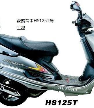 【豪爵铃木HS125T海王星摩托车供货商价格_新款摩托车报价报价|图图片