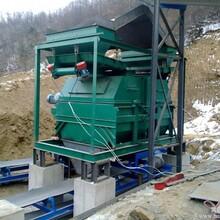 河南铁矿干式磁选设备提高铁矿石品位干选设备
