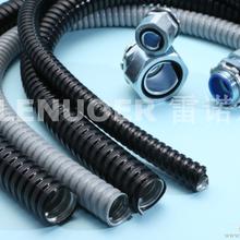 莱芜包塑金属软管,阻燃防腐包塑蛇皮管