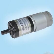 深圳东顺DS-36RP555行星减速电机,使用电压DC12V-DC24V,自动门电机