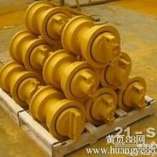推土机支重轮生产厂家图片
