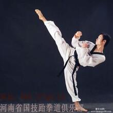 细说跆拳道培训是否容易受伤?