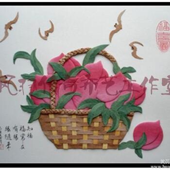 【儿童布贴画装饰画半成品材料包_布贴画价格|图片】-黄页88网