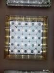 LED水晶吸顶灯过道灯走廊灯门厅等阳台玄关灯具批发灯饰灯具厂家批发图片