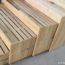 幼儿园儿童床专卖木制儿童床价格木制组合童床销售图片