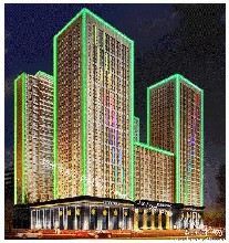 郑州LED广告,LED外露发光字,郑州LED招牌