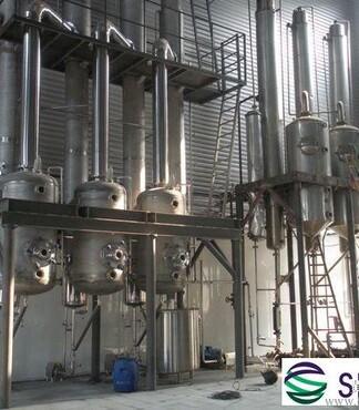 多效降膜蒸发器 降膜浓缩蒸发器 三效降膜蒸发器 -多效蒸发器 黄页88网