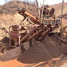 山西褐铁矿最专业水选磁选机