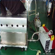 上海伯东代理德国Pfeiffer氦质谱检漏仪ASM340用于新燃料电池壳检漏