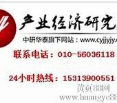 中国视频监控设备行业发展现状及投资价值研究报告2014-2019年