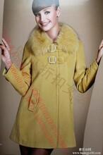 羊绒大衣折扣女装批发,品牌女装货源批发,库存女装批发