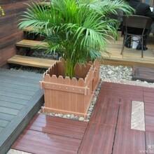 环保生态木塑天花板生态木浴室拼装地板195长城板图片