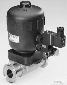 电磁阀,塑料阀体(pvc) dn 10-13mm, 0,5-6 bar   8030 在线式涡轮流量图片
