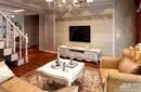 扬州莱茵北苑复式装修效果图-扬州一号家居网-面对面装饰