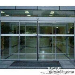 太原门面房装修拆旧改装玻璃门、不锈钢玻璃门、钢化玻璃门图片6