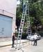 广州创乾CQS-6m折叠人字梯子厂家直销