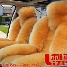 冬季汽车坐垫图片