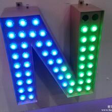汕头LED发光字潮州LED硬灯条湛江LED灯串
