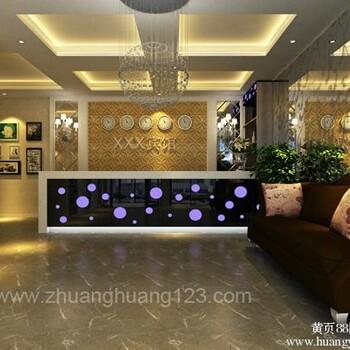 上海小型宾馆装修设计 宾馆门面装修效果图 正州装饰 -黄页88网