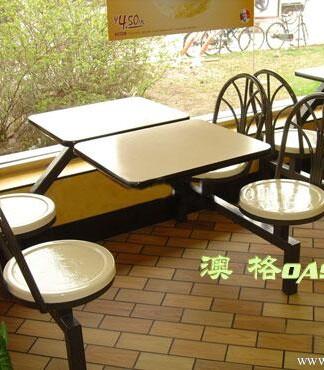 【快餐椅四人快餐椅快餐桌椅快餐家具直销_快餐家具价格|图片】-黄页