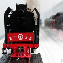 百万城火车模型前进蒸汽机车青年号6732-利顺恒达