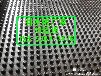 供应{贺州}塑料透水板#楼顶绿化隔根层/疏水板