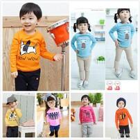 T恤衫,均码,童装批发,秋装图片