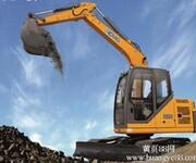 徐工XE150D挖掘机河南徐工150D挖掘机150D大型挖掘机图片