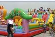 新款波浪充气大滑梯大概什么价位广东庙会流动经营儿童大型滑梯利润高