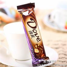 德芙奶香白巧克力图片