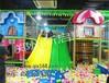 开一家淘气堡要多少钱小型室内儿童游乐园