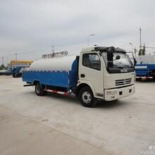 遂宁东风3吨高压清洗车厂家图片