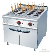 立式16头节能电煮面炉商用酒店厨房设备厂家出厂价批发煮面机