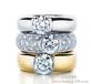 东莞18K白金钻戒回收价格G750白金钻戒回收铂金钻戒回收