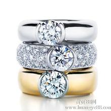东莞18K白金钻戒回收价格G750白金钻戒回收铂金钻戒回收图片