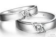 东莞铂金带钻石戒指回收二手金项链回收旧白金首饰高价回购