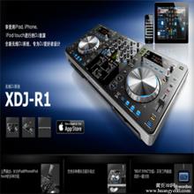 全能DJ设备Pioneer,XDJ-R1,先锋R1打碟机支持U盘CD,IPAD