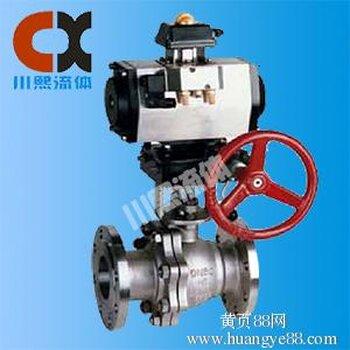 淄博q641m气动高温球阀型号气动高温球阀价格图片