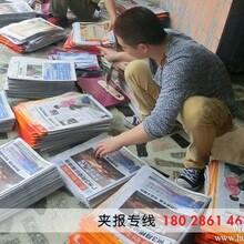 广州报纸投放夹报,夹报广告价格,广州DM夹报