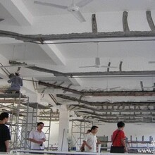 廈門地區植筋加固碳纖維加固粘鋼包鋼加固公司圖片