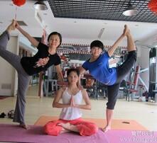 北京瑜伽教练班,健身教练培训班,香港体协,权威健身教练培训图片
